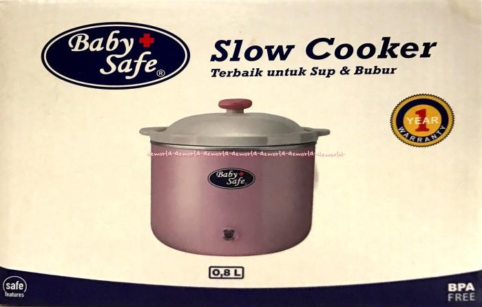 harga Baby safe slow cooker alat rice cooker untuk memasak sup bubur bayi 0. Tokopedia.com