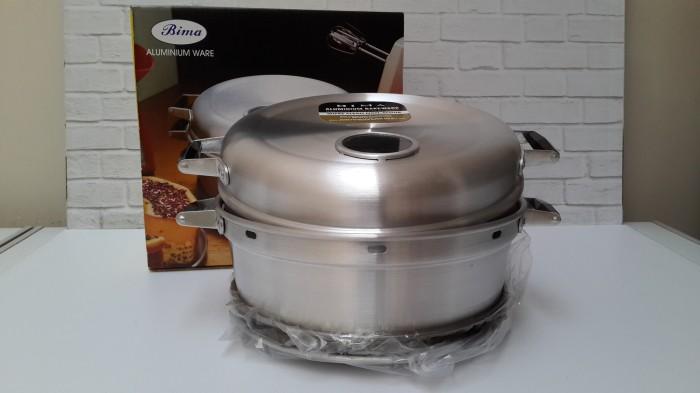 harga Bima Baking Pan / Pemanggang Kue Ukuran 28cm Aluminium Atas Kompor Tokopedia.com