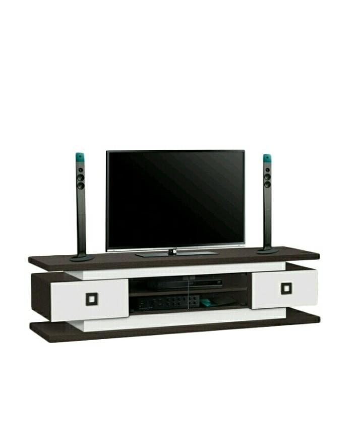 Rak Tv Minimalis Modern Hitam Putih - Inspirasi Desain ...
