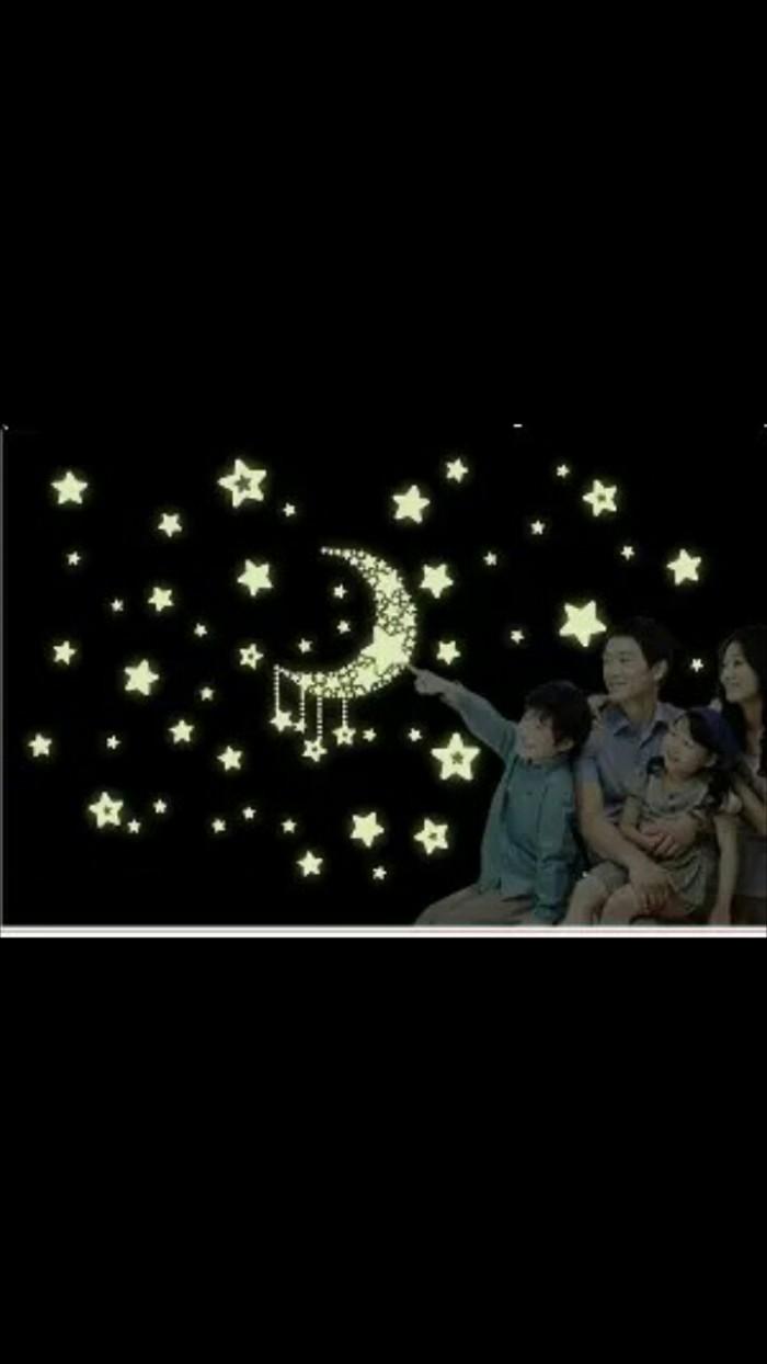 Harga Dan Spesifikasi Tempelan Bintang Star Glow In The Dark Isi 100 Oxone Rice Cooker Ox820n B Sticker Dinding Nangguk Pcs Jual Wall Menyala