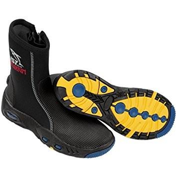 harga Alat selam sepatu boot bahan karet tebel 5mm untuk dikarang,mancing Tokopedia.com