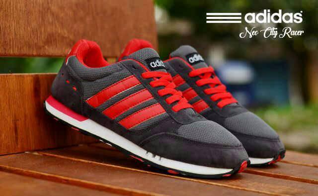 Jual Sale!!! Sepatu Sport Pria Casual Adidas Neo City Racer (termurahlterla Kota Batam Mr Kombet | Tokopedia