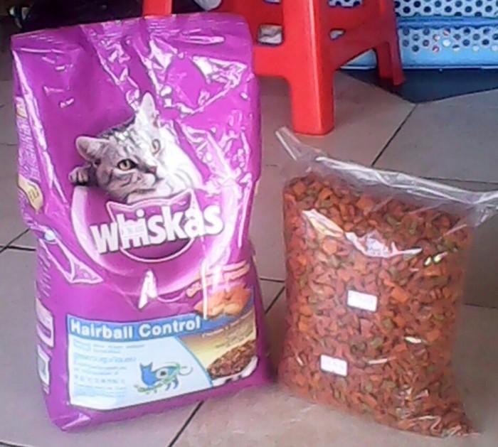 Jual Makanan Kucing Whiskas Repack 1kg Kab Tangerang Segitu