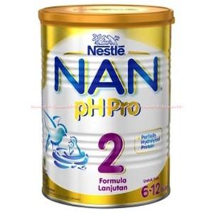 harga Nestle nan phpro 2 susu nan ph pro 2 untuk usia 6-12bulan kaleng 800gr Tokopedia.com