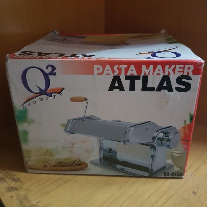 harga Pasta maker q2 atlas q2-8150: alat gilingan / penggiling mie Tokopedia.com