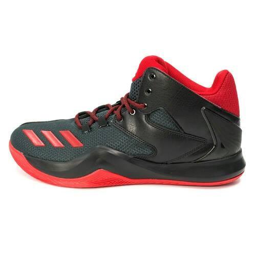 7a19c53cfb290 ... best price sepatu basket casual adidas d rose 773 black red aq7222  original 73b90 068b0