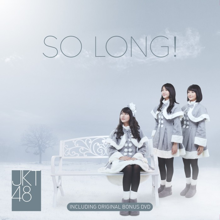 Foto Produk JKT48 So Long ! (CD+DVD) dari JKT48 Official Shop
