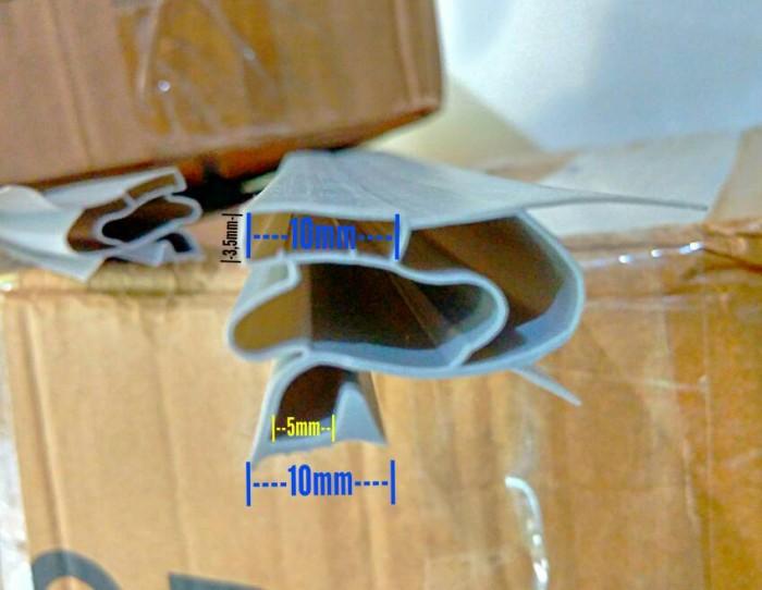 harga Karet pintu kulkas jepit besar Tokopedia.com