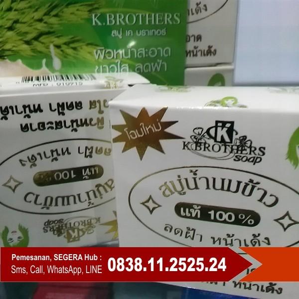 Jual Sabun Beras Thai Asli Sabu Beras Thai Original Sabun Beras Bagus Kota Malang Belanja Murah Terpercaya Tokopedia