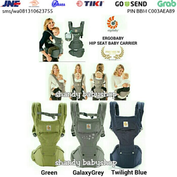 harga Jual beli gendongan ergo baby hip seat baby carrier (premium) Tokopedia.com