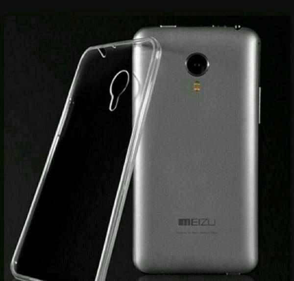 Softcase Ultrathin TPU Case Meizu M2 5 inc Transparan.