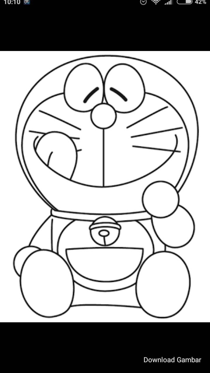 Jual Roll Cat Motif Doraemon Jakarta Timur Dewi Shop Collection