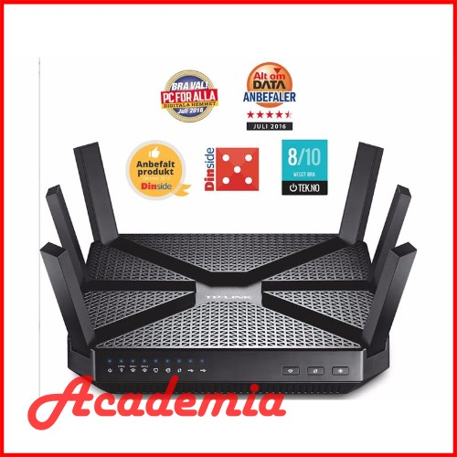TP-Link Archer C3200 Tri-Band Wireless AC3200 Gigabit Router