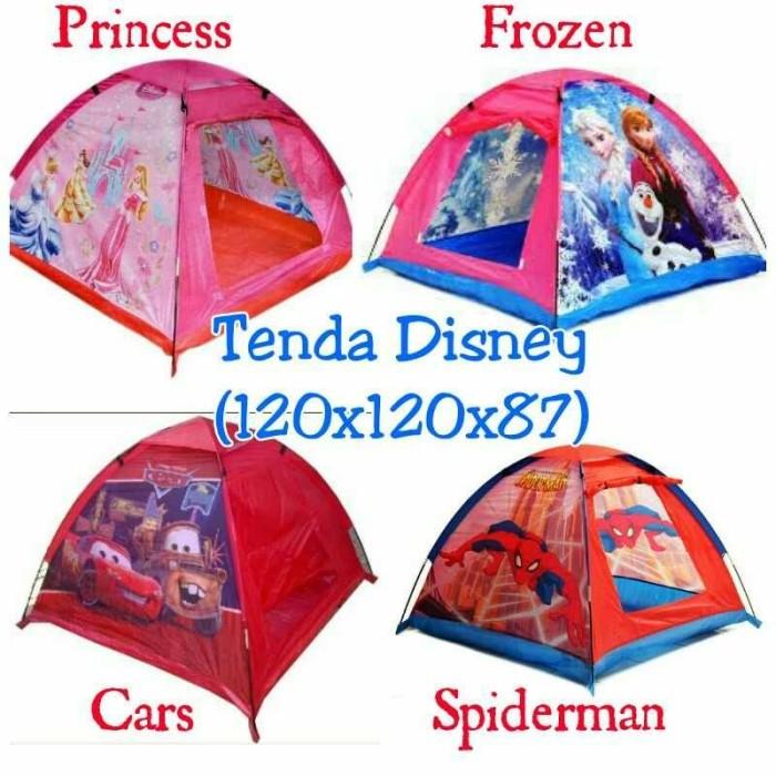 Foto Produk Mainan tenda Anak murah kemping karakter kartun dari evencio shop