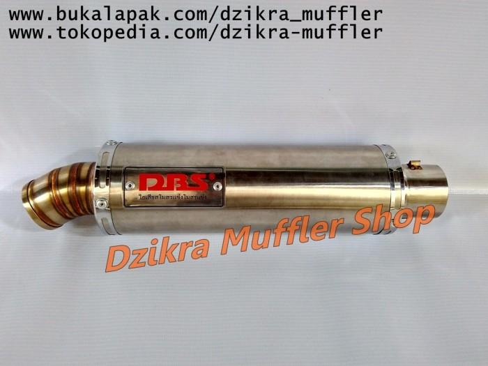 harga Knalpot dbs silencer only Tokopedia.com