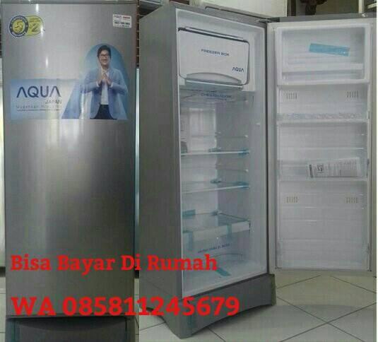 Kulkas 1 Pintu Sanyo Aqua D190 Slim Beauty 2