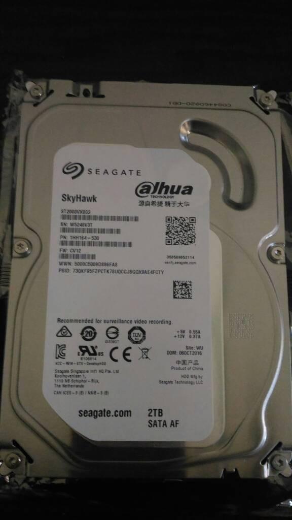 harga Hard disk seagate skyhawk 2 tb sata Tokopedia.com