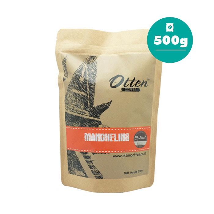 harga Otten coffee arabica mandheling  natural process  500g Tokopedia.com