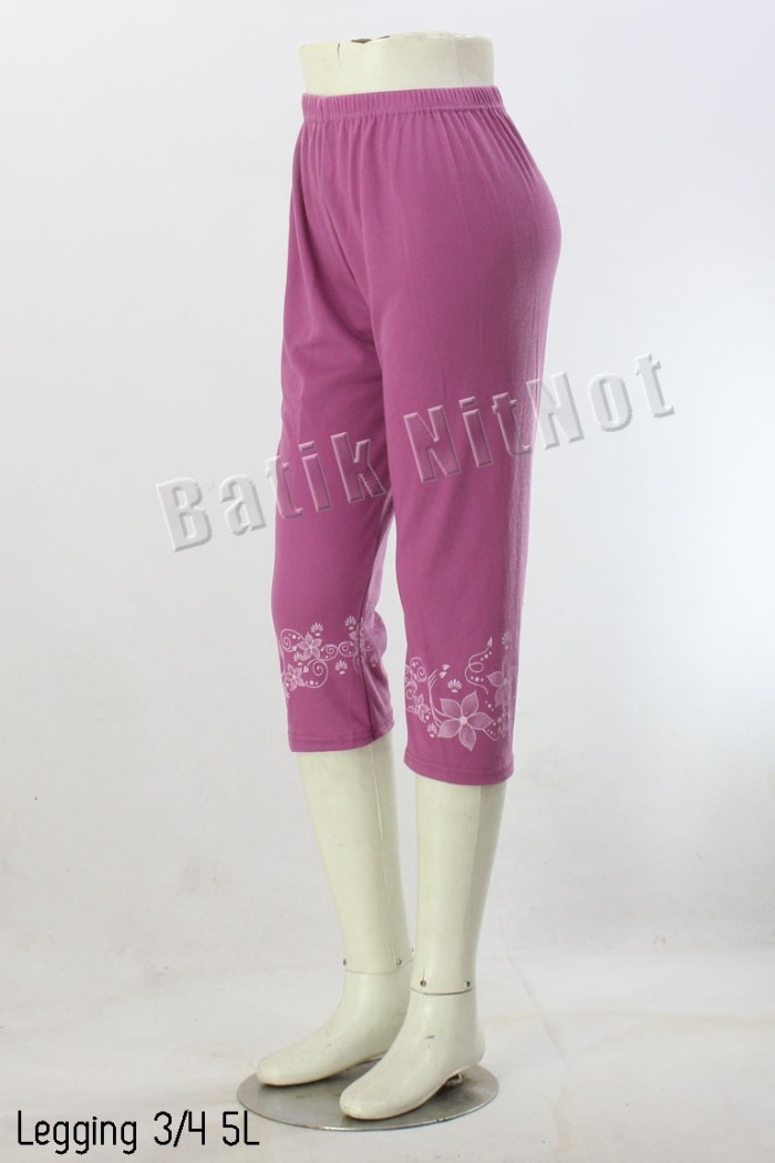 Jual Celana Grosir Murah Celana Legging Wanita 3 4 5l Bunga Warna Kota Kediri Mansor Tokopedia