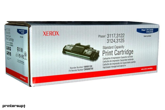 XEROX PHASER 3117 PRINTER DRIVERS FOR WINDOWS