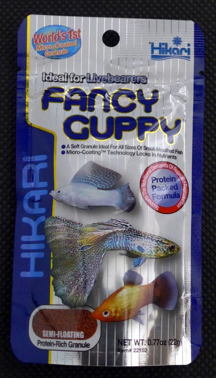 harga Makanan ikan / hikari fancy guppy 22g 22102 Tokopedia.com