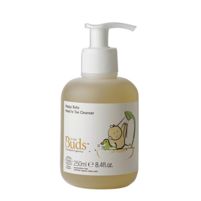 harga Buds organics - happy baby head to toe cleanser - sabun organik bayi Tokopedia.com