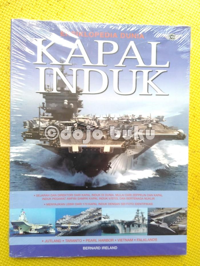 harga Ensiklopedia dunia kapal induk oleh bernard ireland Tokopedia.com