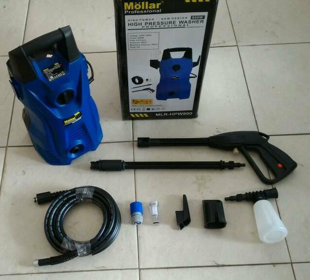 harga Mesin cuci steam mobil motor jet cleaner high pressure washer mollar Tokopedia.com