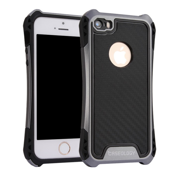Shift Carbon Rugged Armor Bumper Case TPU Softgel for iPhone 6 6sS