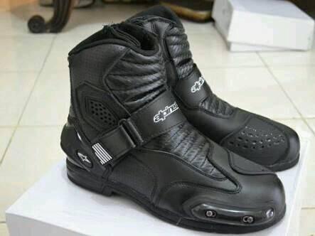 harga Sepatu safety riding bikers alpinestar smx import Tokopedia.com