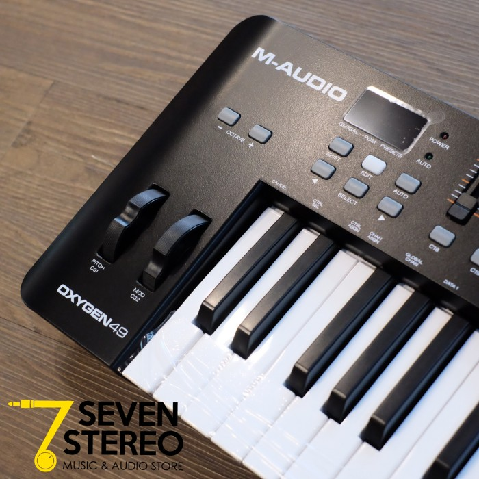 harga M-audio oxygen 49 usb midi keyboard controller Tokopedia.com