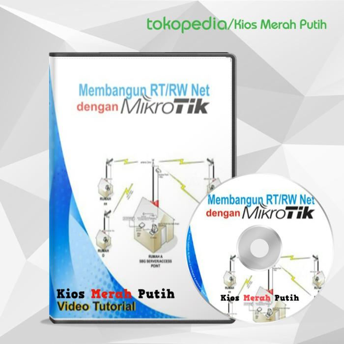 harga Membangun rt rw net dengan mikrotik 2 dvd Tokopedia.com