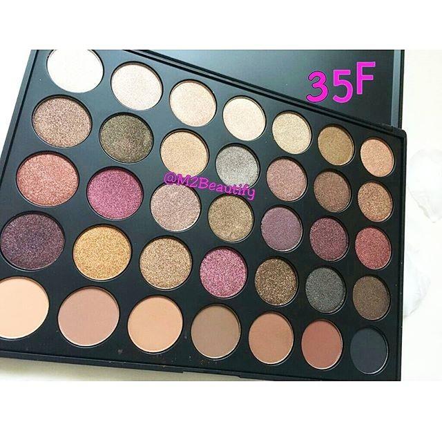 harga Morphe 35f Fall Into Frost Palette Tokopedia.com