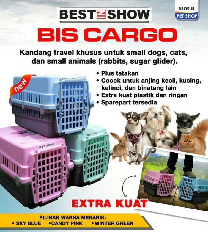 harga Pet cargo bis cargo Tokopedia.com
