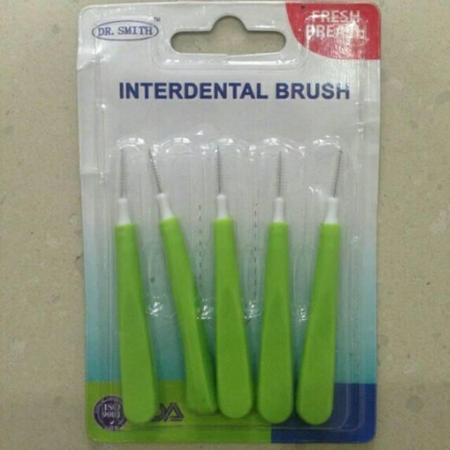 Jual Brush Interdental Dr. Smith   Sikat Interdental   Sikat Sela ... 5c9cbfb42d