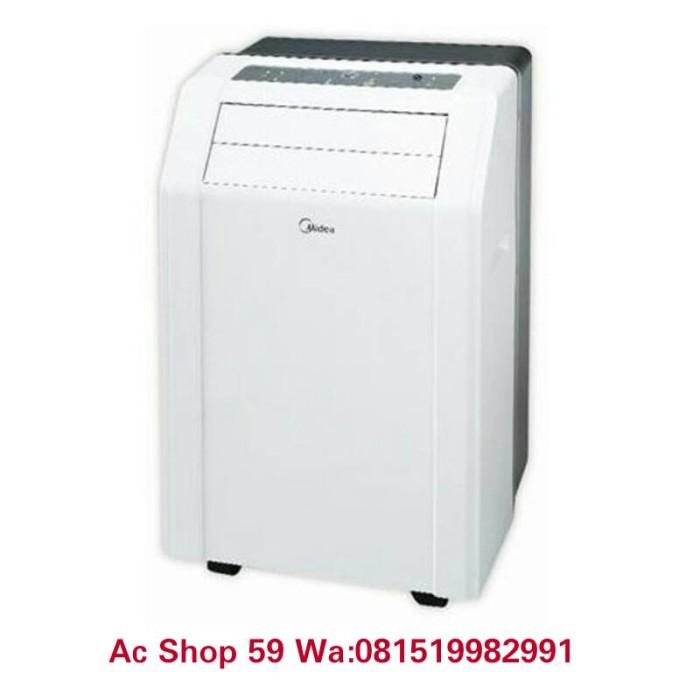 harga Ac portable midea 1.5 pk mpn1-12 crn1 ionizer auto swing promo murah Tokopedia.com