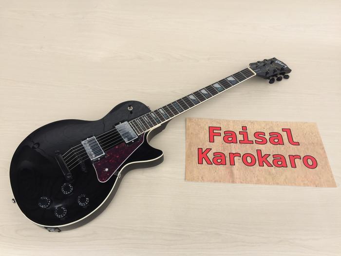 harga Gitar gibson les paul plus hardcase Tokopedia.com