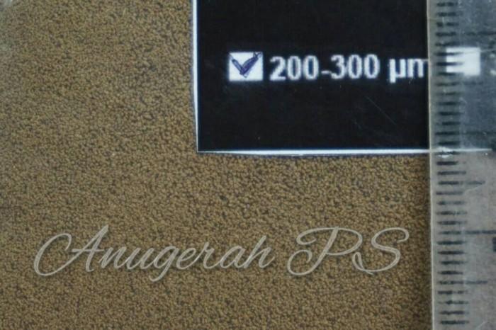 harga Mem 200-300 pakan larva ikan 1 kg Tokopedia.com