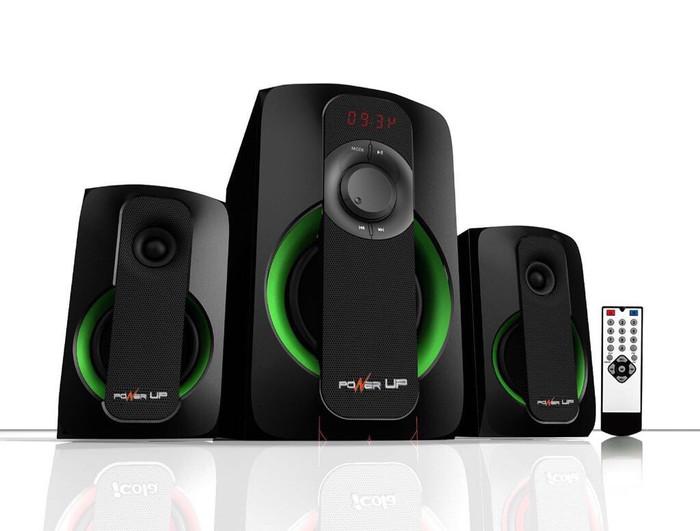 harga Speaker power up s602-b Tokopedia.com