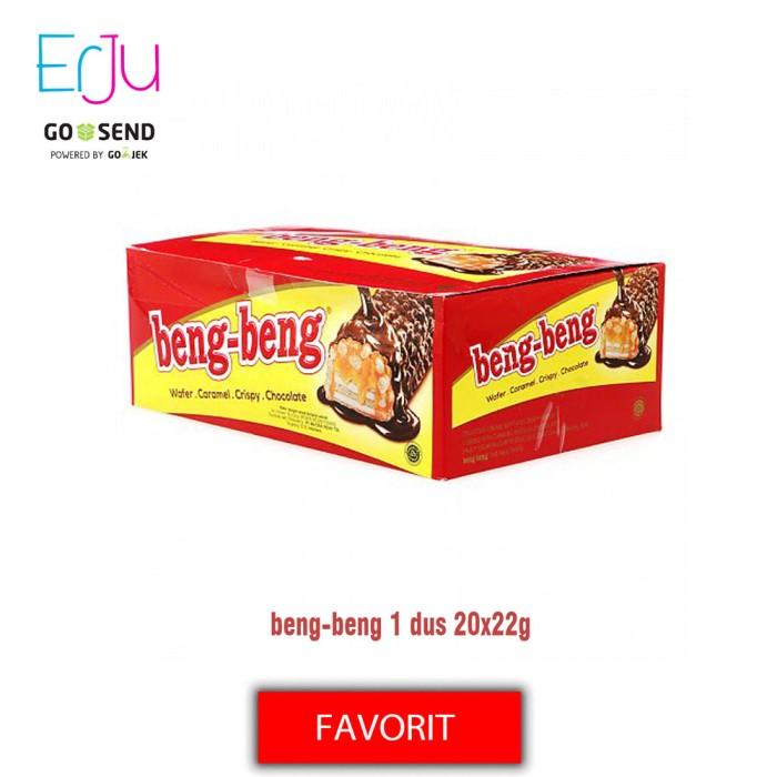 harga Beng beng wafer charamel crispy chocolate Tokopedia.com