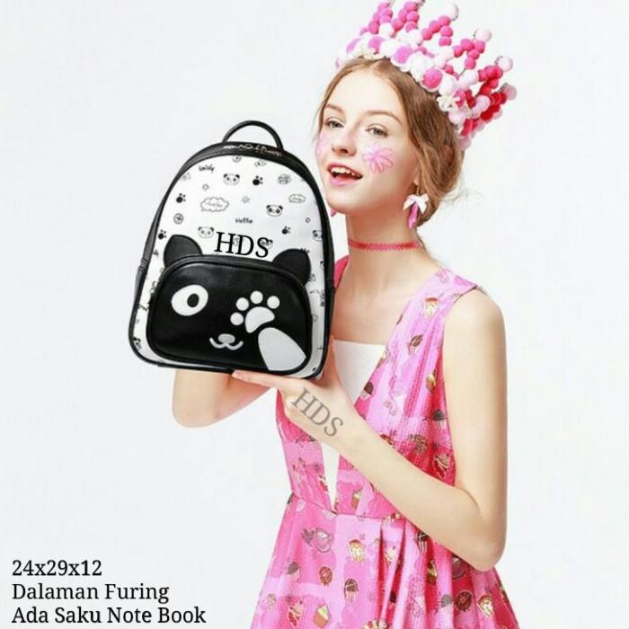 Foto Produk Backpack hello panda dari Then4Shop