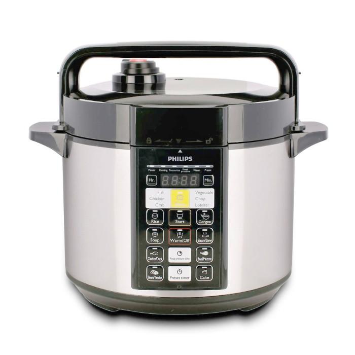 harga philips hd 2136 pressure cooker elektrictrik - 5l Tokopedia.com