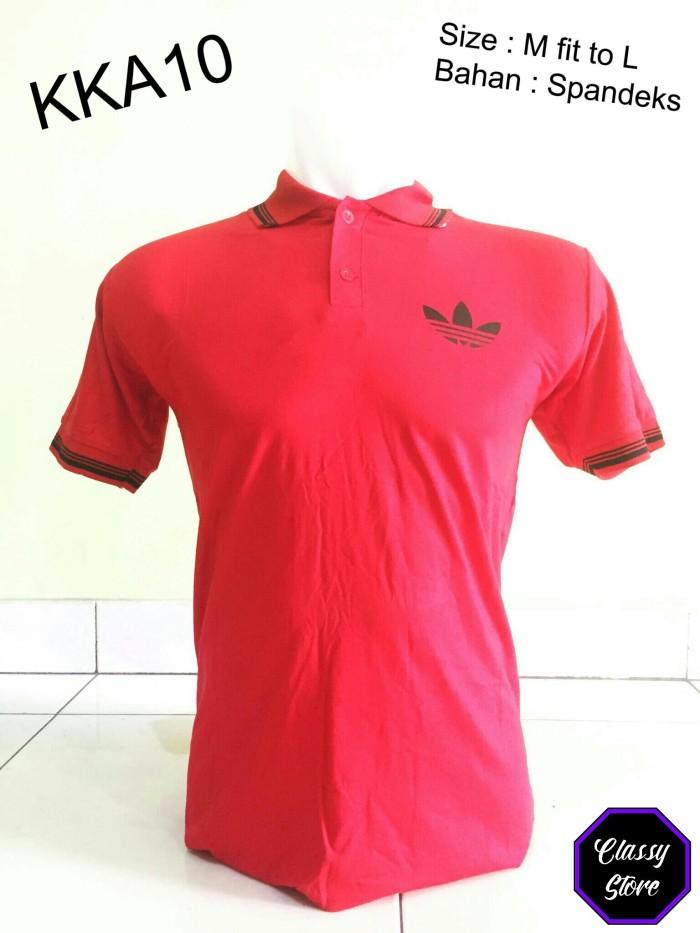 b8a6d77c16a KAOS KERAH ADIDAS/BAJU PRIA/T-SHIRT (nike, adidas, puma, underarmor)