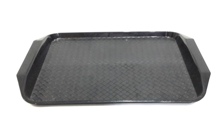 harga 890 nampan plastik gagang persegi hitam golden dragon Tokopedia.com