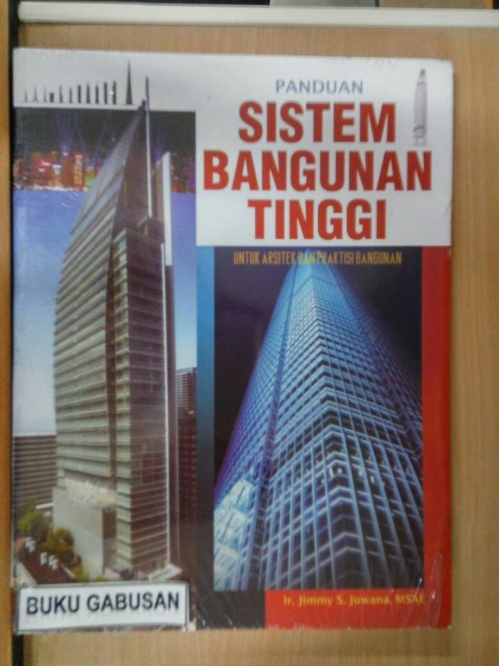 harga Buku panduan sistem bangunan tinggi ori r5 Tokopedia.com