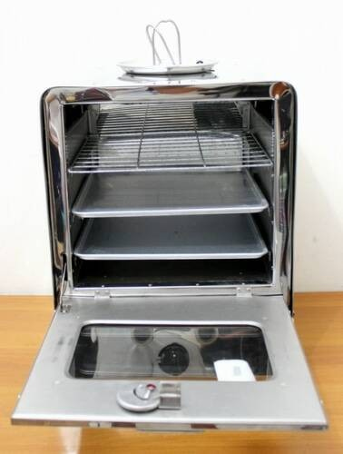 Jual Hock Oven Gas Portable 03 / Hock Oven Stainless