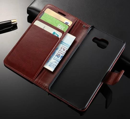 finest selection 56ed3 41f81 Jual Flip Cover Samsung Galaxy A3 2016 / A310 Leather Case Magnetic - Kab.  Pemalang - Makmur Printing   Tokopedia