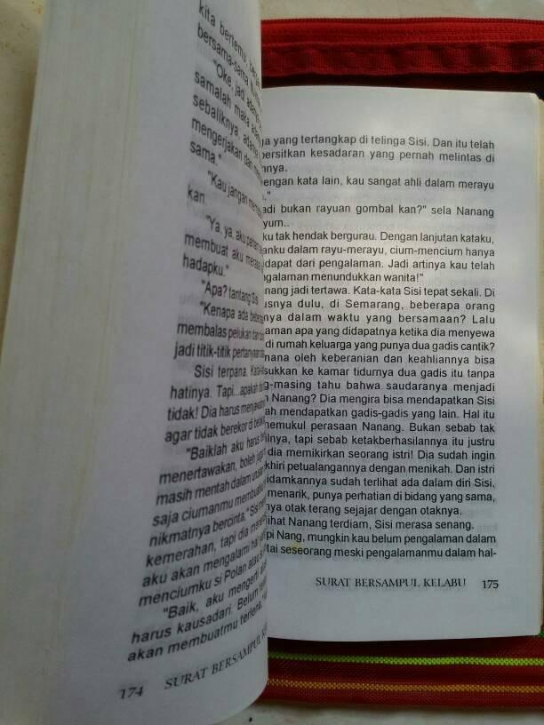 Jual Surat Bersampul Kelabu Maria A Sardjono Kota Bekasi Kerry Higgins Shop Tokopedia