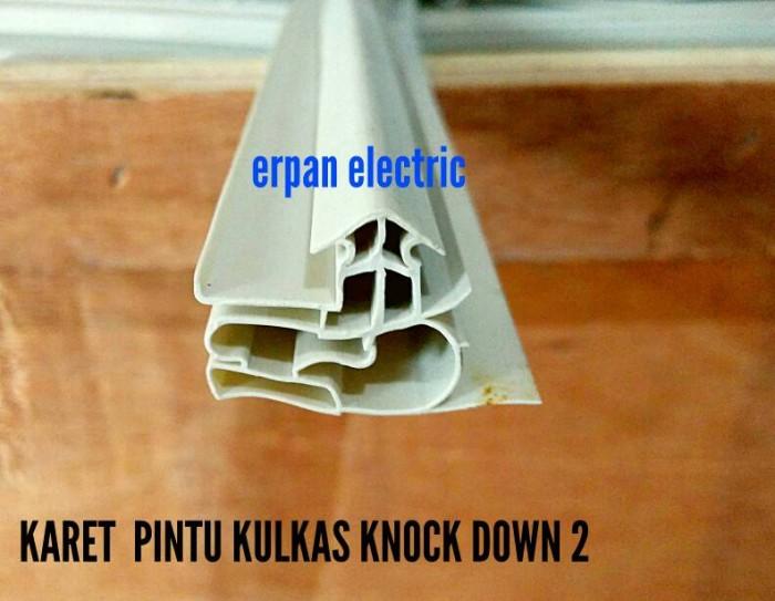 harga Karet pintu kulkas knock down 2 Tokopedia.com