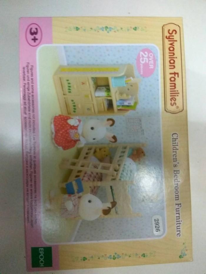 Jual Sylvanian Families Children S Bedroom Set Jakarta Selatan Umar Habib Tokopedia